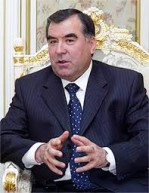 President's party wins landslide in Tajikistan poll