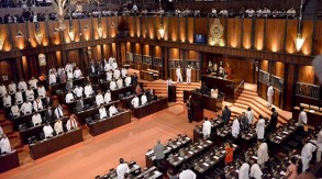 Sri Lankan Parliament to draft new constitution