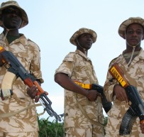 Which African country is worst at fighting insurgents?