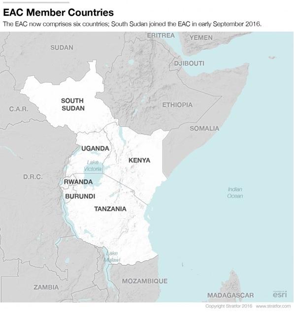 eac-member-countries